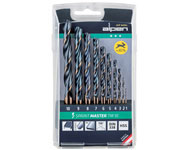 Alpen 60300700100 Morse Taper Shank Drills Hss-Eco Din 338 Rn 7 0mm