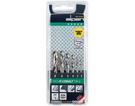 9mm Alpen 60700790100 Morse Taper Shank Drills Hss-Eco Tin Din 338 Rn 7