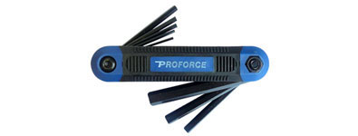 8pc Hex Key Set - PF270