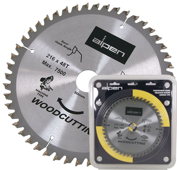 Image of Circular Saw and Packaging